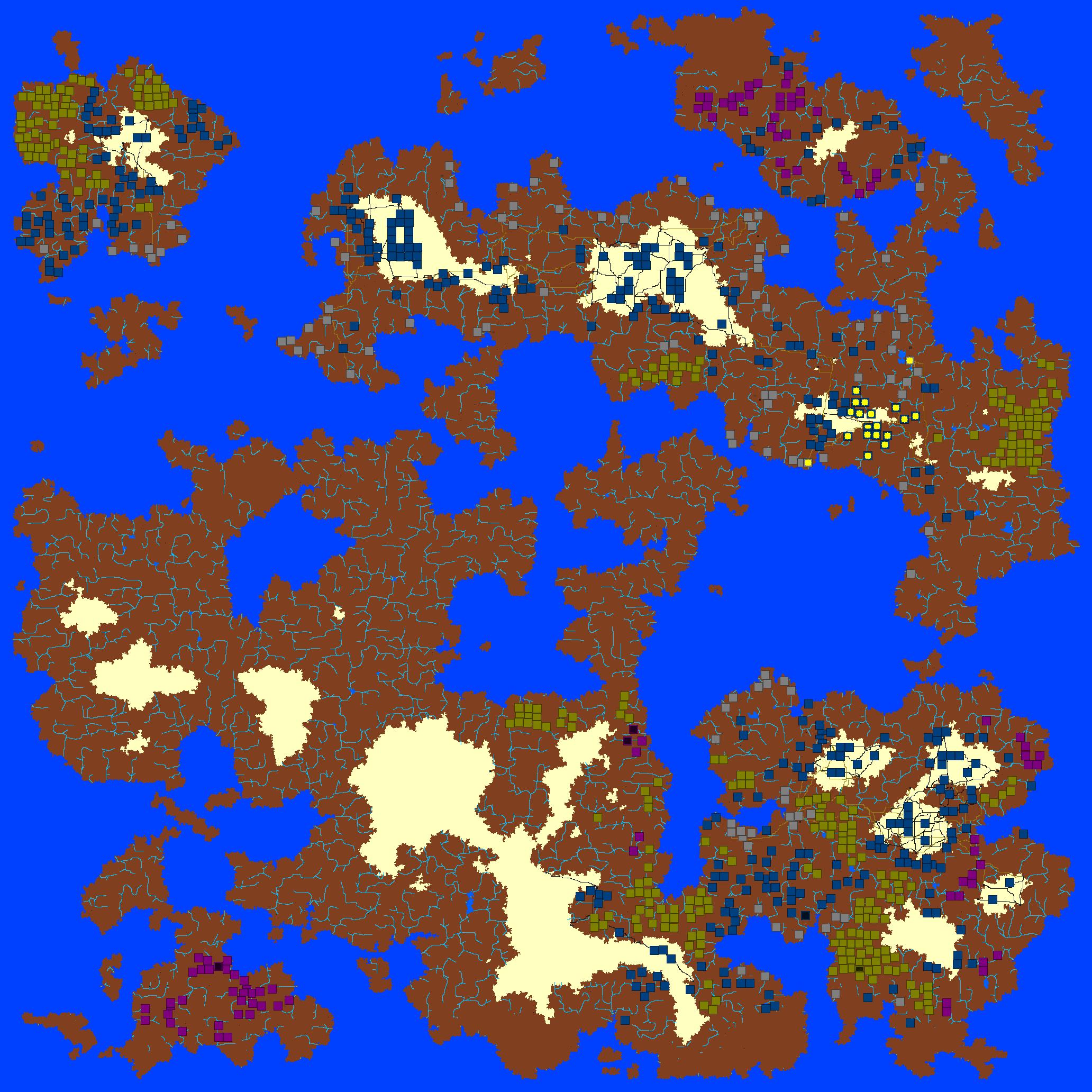 Bay 12 Games: Dwarf Fortress