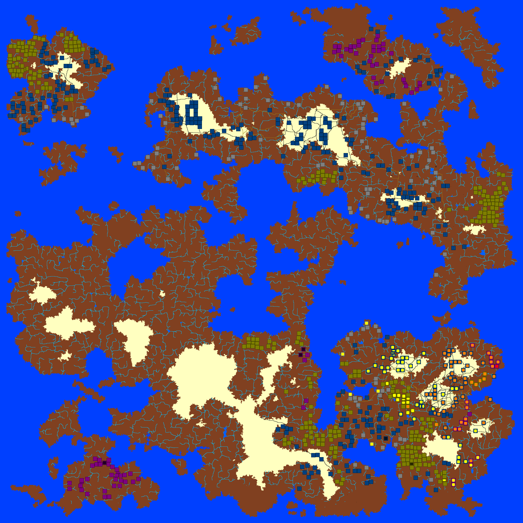 Bay 12 Games: Dwarf Fortress