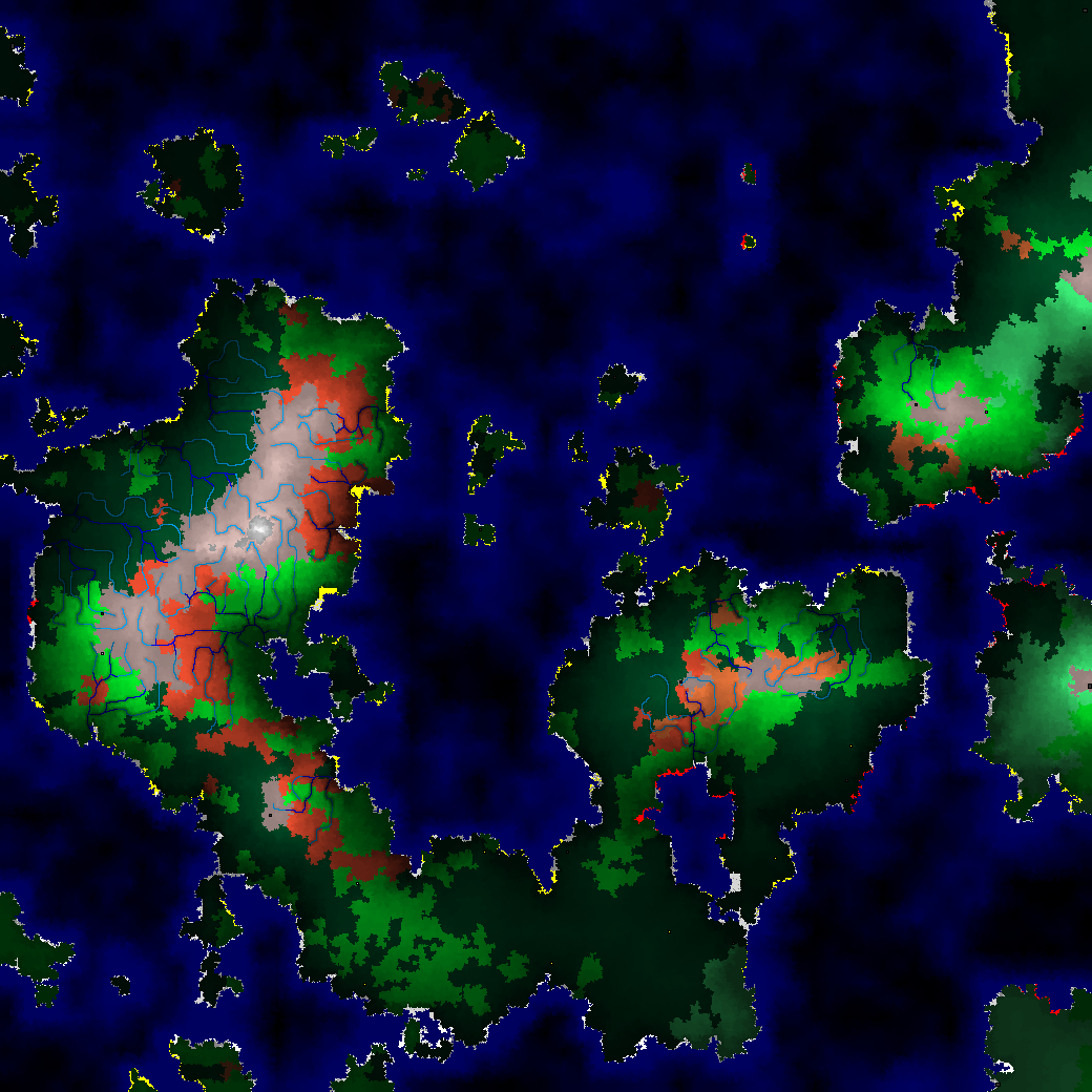 Bay 12 games dwarf fortress at the far left the lighter green area with the dwarf fortress was originally forest before they logged it gumiabroncs Choice Image